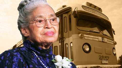 Have you heard of Rosa Parks?