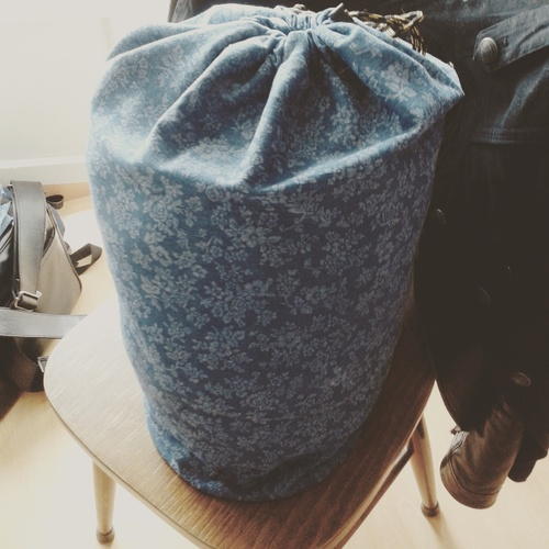 Baluchon pour sac de couchage