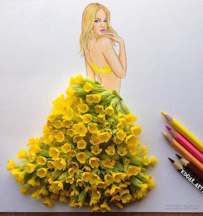 creative art work idea