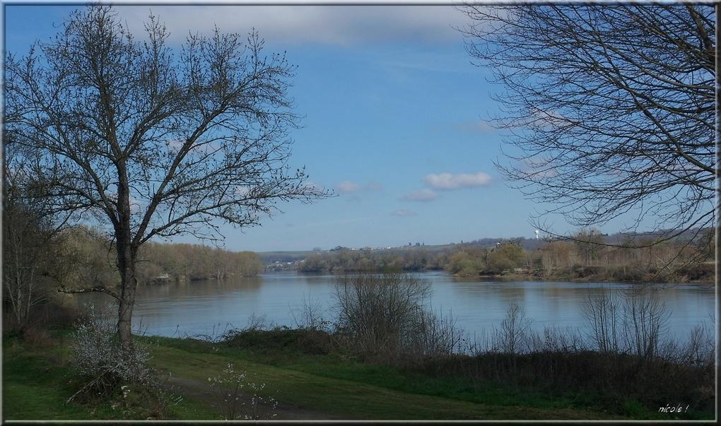 Bord de Garonne ...