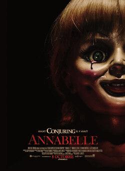 Annabelle de John R Leonneti