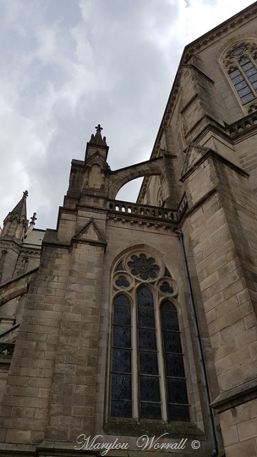 Bretagne : Rennes Basilique N-D-de-Bonne-Nouvelle