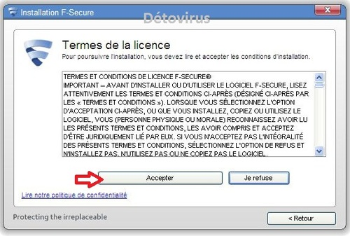 F-Secure Internet Security 2012 - Licence 2 x 90 jours