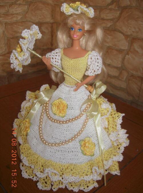 Mes Miss Barbie vues par Marlyse et Claude