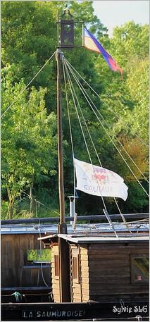 Bateaux à St Hilaire St Florent
