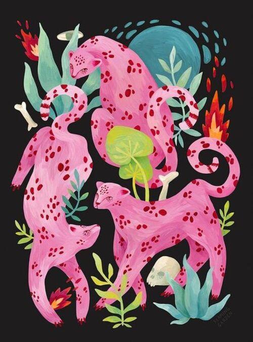 illustrations exotiques