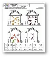 Tout en haut, Mario Ramos, Pastel, L'école des loisirs, 2005 - GS - Nombres et quantités