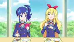 Aikatsu 7 et des liens pour Shugo Doki !