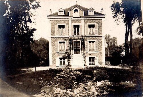 La maison de mon enfance à Villiers-sur-Marne