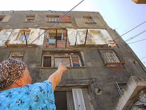 Alger La capitale tombe en ruine