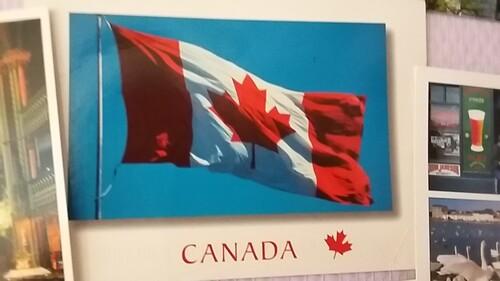 Découverte du Canada en CP