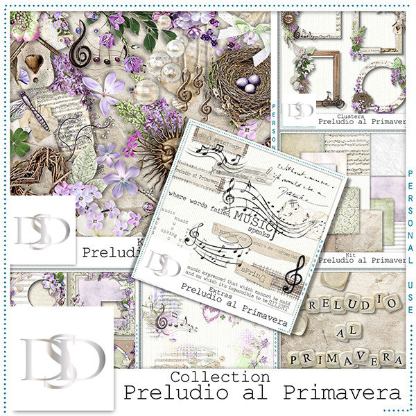 Preludio al Primavera Collection
