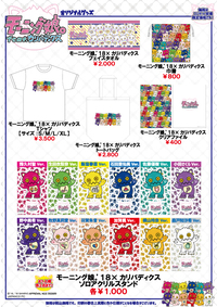 "Goodies du ""Hello!Project All Stars Fest 2018"""
