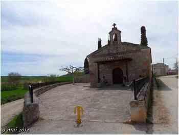 (J35) San Anton / Rabé de las Calzadas 9 mai 2012