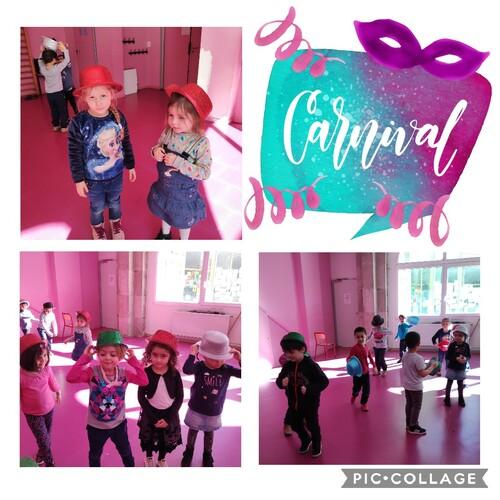 Le Carnaval en MS.