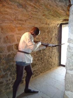 A la découverte du Château Fort de Sedan (cp-ce1 et ce1-ce2) (article 2)
