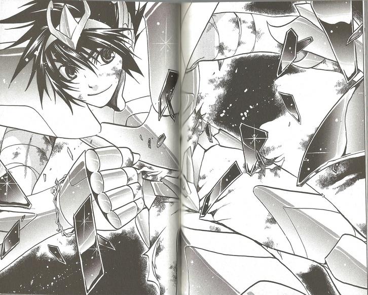 XXX - Armure de Pégase (Pegasus Cloth)