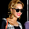 Beyonce quittant l'hotel Gansevoort NYC  !