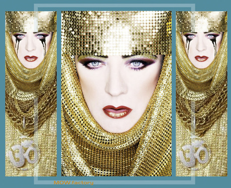BOY GEORGE - April '12