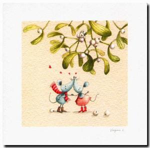 "Une plante .... ""porte bonheur"" ...."