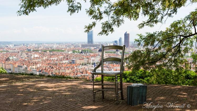 Lyon : Jardin des curiosités
