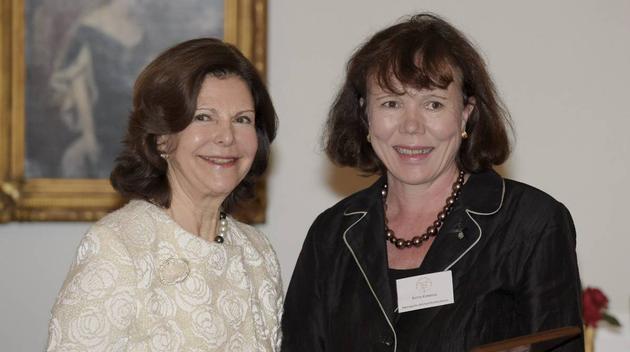 Queen Silvia Nursing Award-stipendiat