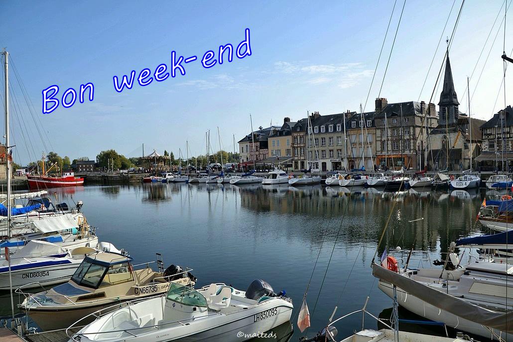 Honfleur - Calvados (5 et fin)