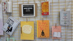 Prix des Incorruptibles - Exposition de bandes annonces de livres