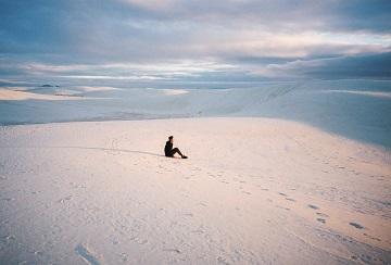 Il reste des endroits où on peut être seuls ...