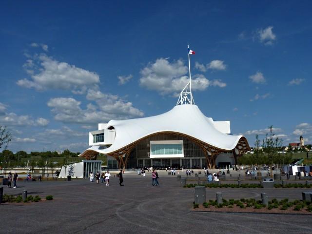Centre Pompidou Metz mp 13 1