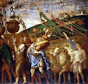 mantegna triomphes-cesar l