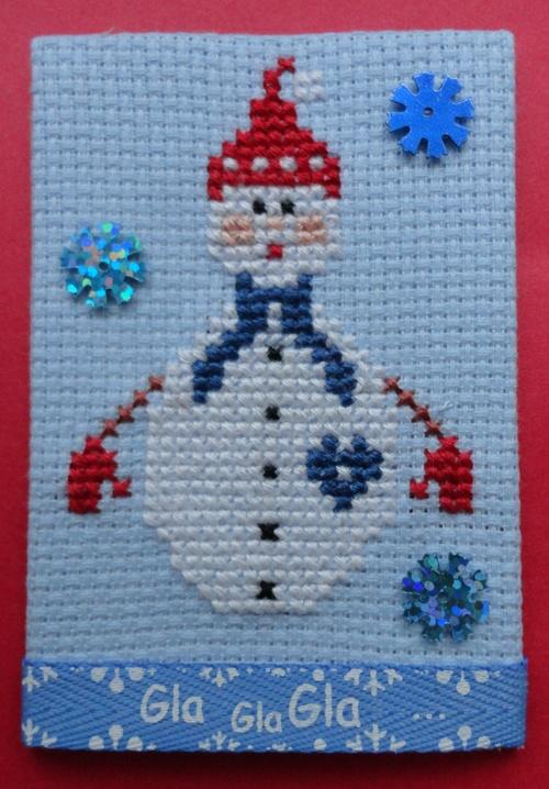 ATC bonhomme de neige