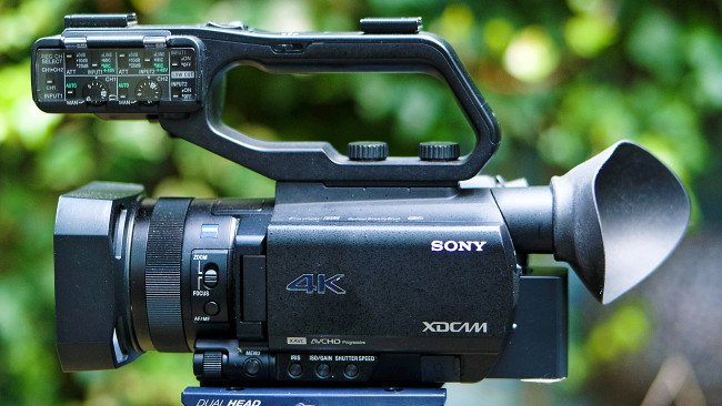 The Sony PXW-Z90 - The perfect documentary camera?