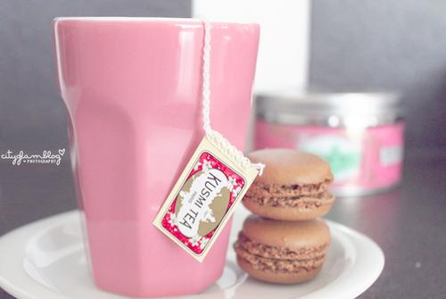 Les Brunchs - Kusmi tea