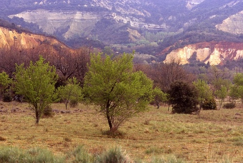 Le Colorado provençal