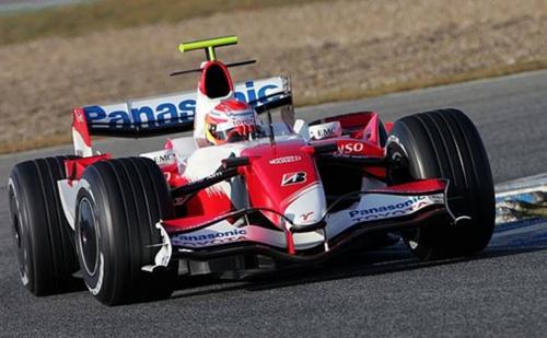 Team Toyota F1