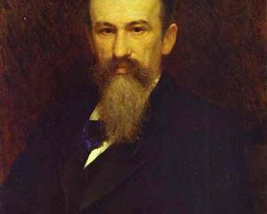 Portrait of the Artist Alexander Sokolov - Ivan Kramskoy
