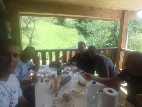 Séjour truites en Savoie