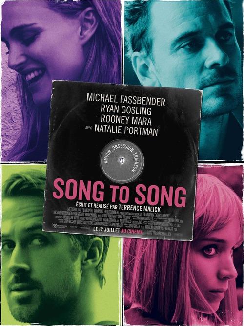 [Bande-Annonce] Terrence Malick réunit Fassbender, Gosling, Mara, Portman dans SONG TO SONG. Le 12 juillet 2017 au cinéma.