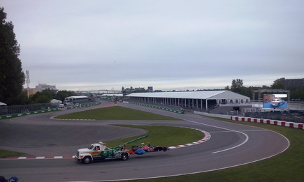 Canadian Formula One Grand Prix at Circuit Gilles Villeneuve - Day Two