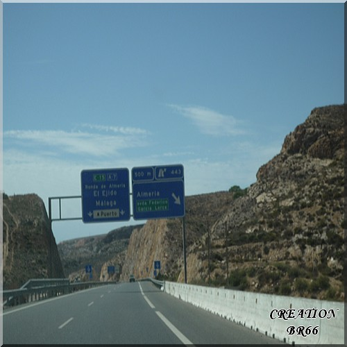 vacances Almeria septembre 2010