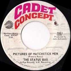 Status Quo : Pictures Of Matchstickmen (1968)