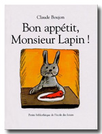 Lecture : bon appétit ...