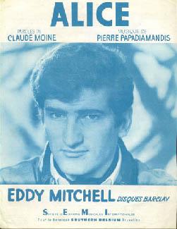 Eddy Mitchell - Alice