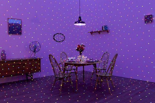 Yayoi Kusama, I'm here but I'm nothing