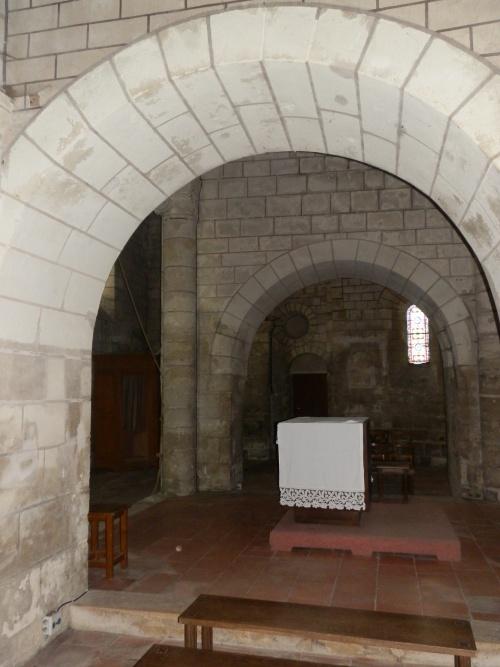 La Croix en Touraine : Eglise Saint-Quentin