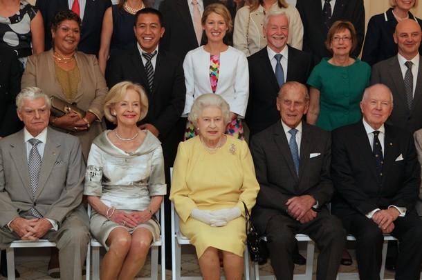 Elizabeth et Philippe à Canberra (suite)