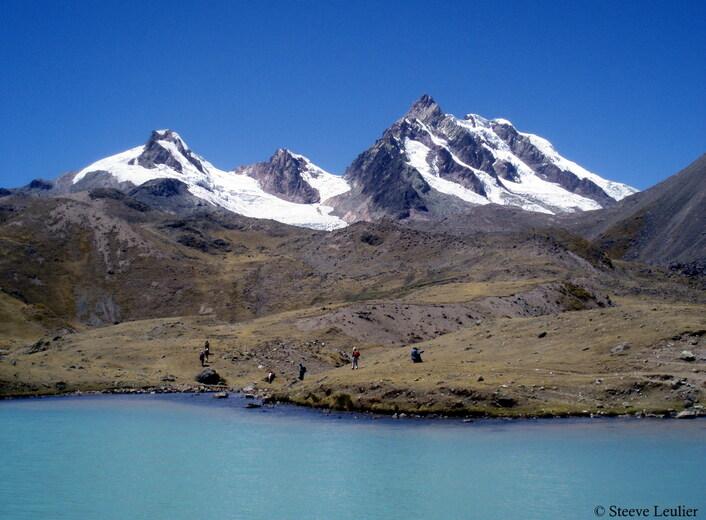 Trek dans l'Ausangate au Pérou (sept. 2010)