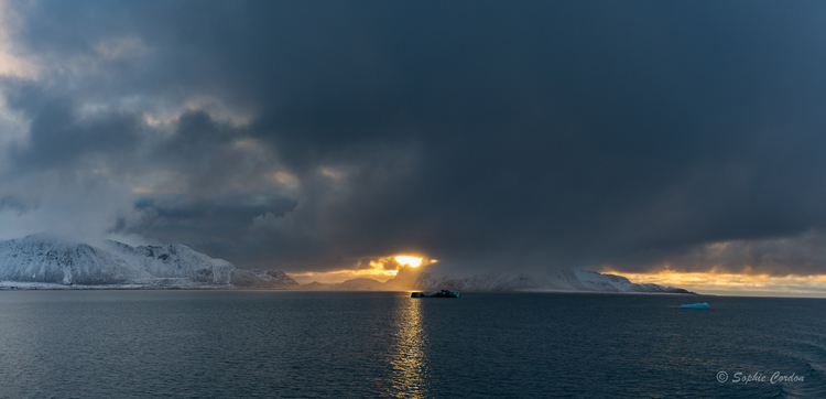 De Fuglefjorden à Magdalenafjorden