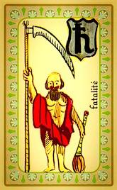 La Fatalité - Oracle Belline - Regard sur un Autre Monde - Spirituel